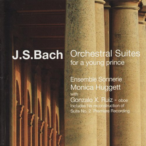 Orchestral Suite No. 4 in D-Major, After BWV 1069: III. Gavotte