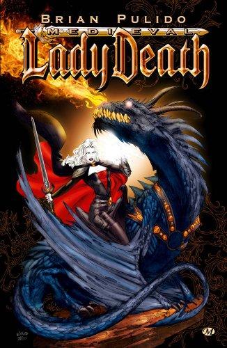 Medieval Lady Death, tome 1 : Medieval Lady Death par Brian Pulido