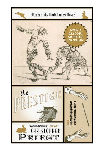 Book cover for The Prestige