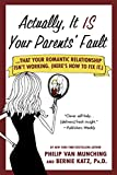 ACTUALLY, IT IS YOUR PARENTS' FAULT by Philip Van Munching & Bernie Katz (11-Feb-2008) Paperback