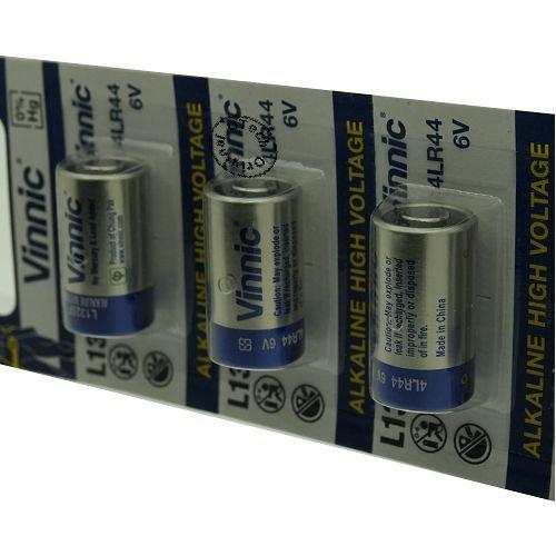 Divers 5er Pack Vinnic l1325°F 6V Alkaline