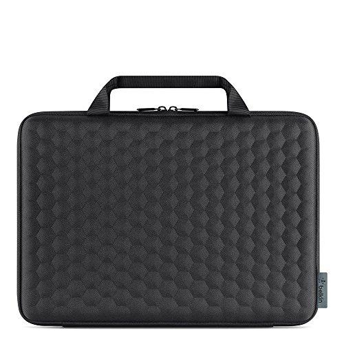 Belkin Air Protect Slim Always-On Tasche (geeignet für 14 Zoll Notebook) schwarz