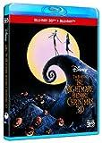 The Nightmare Before Christmas (Blu-ray 3D + Blu-ray)