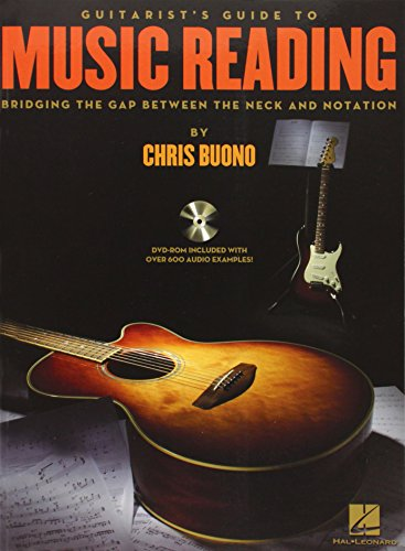 Guitarist's Guide to Music Reading [With DVD ROM]