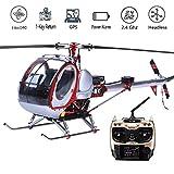 JCZK 300C Hubschrauber Ferngesteuert GPS 6CH RC Helikopter Luftfahrzeuge 450L Heli 6-axis GYRO Flybarless RTF Helicopter Intelligente Drohnen Modell Spielzeug
