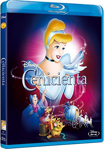 La Cenicienta [Blu-ray]