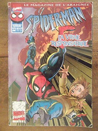 SPIDER MAN N° 12 la vrai responsabilité (janvier 1998)