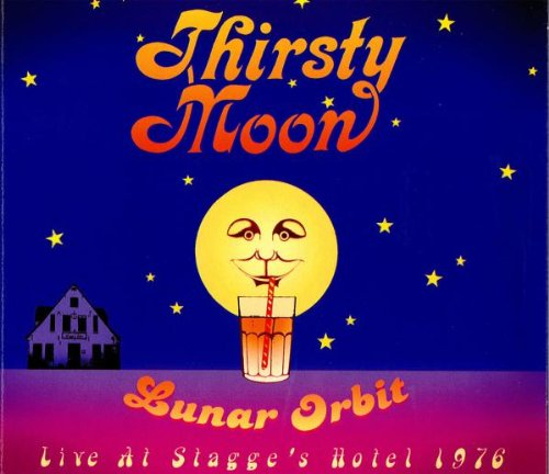 Lunar Orbit-Live At Stagge's Hotel 1976