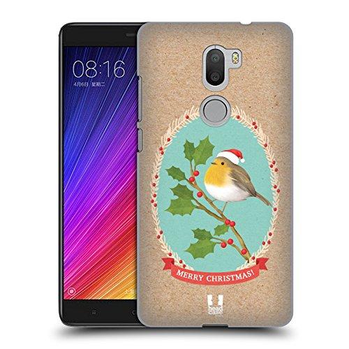 Head Case Designs Rotkelchen Weihnachtsklassiker 2 Ruckseite Hülle für Xiaomi Mi 5s Plus