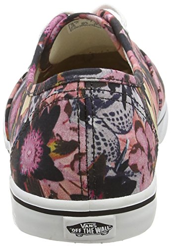 Vans Authentic Lo Pro Scarpe da Ginnastica Basse, Unisex Adulto Multicolore (floral Mix/black/pink)