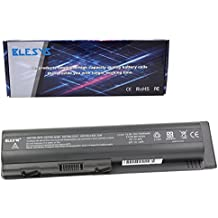BLESYS - 10400mAh HP G50, G60, G70, HDX16, DV4, DV5-1000, DV5-1100, DV5-1200, DV6-1000, DV6-1100, DV6-1200, DV6-1300, DV6-1400, DV6-2000, DV6-2100, batería de la computadora portátil de la serie de DV8 substituyen para HP 462889-121 462889-141 462889-421 462889-543 EV06047 EV06055 HSTNN-C51C HSTNN-C52C