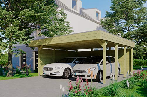 Skan Carport Friesland