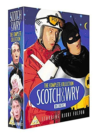 Scotch And Wry - The Complete Collection [DVD] by Tony Roper