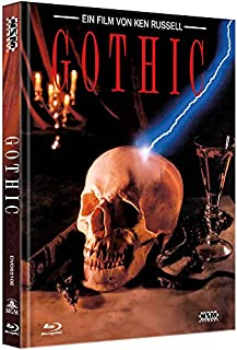 Gothic [Blu-Ray+DVD] - uncut - auf 222 Stück limitiertes Mediabook Cover E