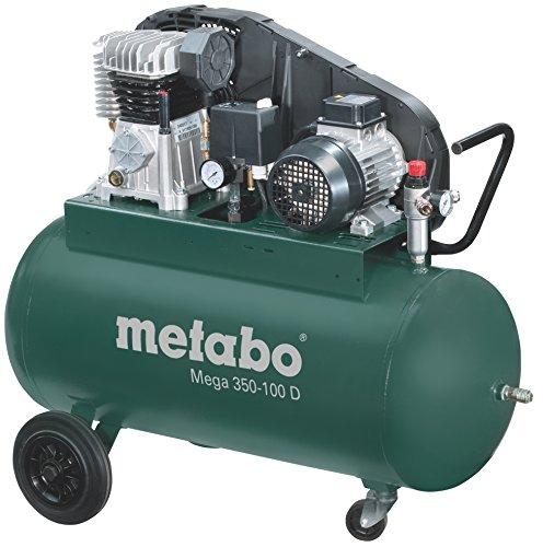 Preisvergleich Produktbild Metabo Kompressor Mega 350-100 D, 2,2 kW, 601539000