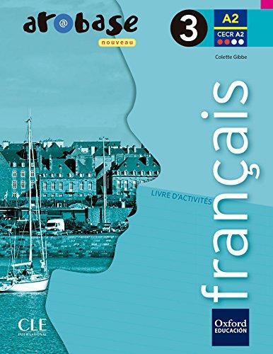 Pack arobase deuxième édition livre d'exercices + grammaire - 3º eso (arobase 2ª edición)