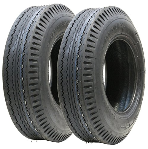 Quality Handling 2-5.00-10 Anhänger Reifen 6 Ply High Speed Road Legal