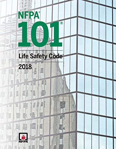 NFPA 101 Life Safety Code 2018