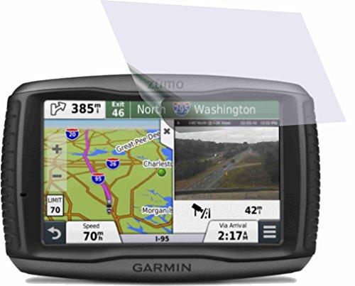 4 Stück GEHÄRTETE ANTIREFLEX Displayschutzfolie für Garmin Zumo 590LM Bildschirmschutzfolie