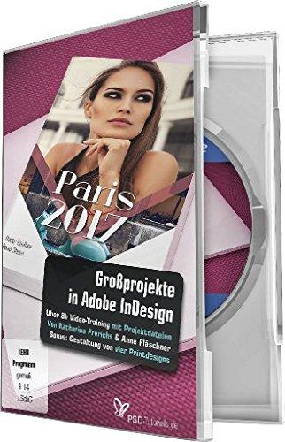 Großprojekte in Adobe InDesign (Win+Mac), gebraucht gebraucht kaufen  Wird an jeden Ort in Deutschland