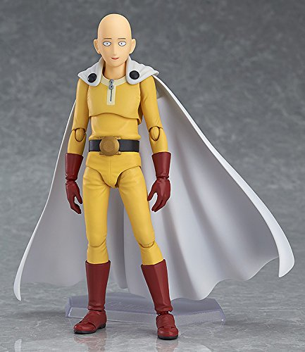 Image of Max Factory One Punch Man: Saitama Figma Action Figure