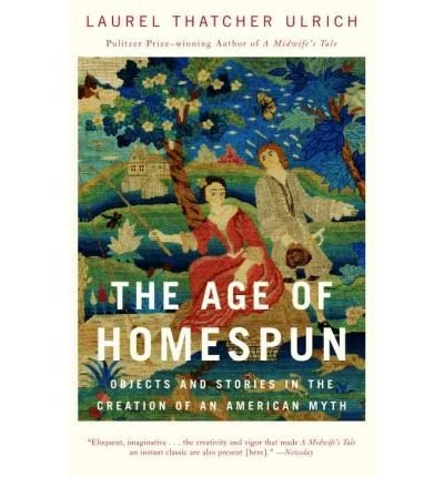 Age of Homespun, the (Vintage) (Paperback) - Common