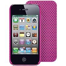 Merkury - Carcasa para iPod Touch 4, color rosa [Importado del Reino Unido]