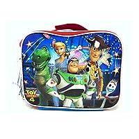 Ruz Lunch Bag - Disney - Toy Story 4 Woody, Buzz Lightyear New 004633