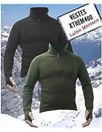 Veste militaire Artica Xtrem 400 Merinos