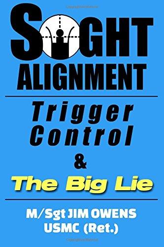 Sight Alignment, Trigger Control & The Big Lie por Jim Owens