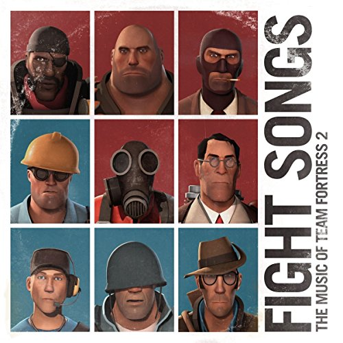 Fight Songs: The Music of Team Fortress 2 [VINYL] Test