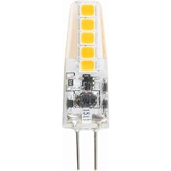 HEITRONIC 2 W G4 LED-Lampe, warm weiß, 12 V AC: Amazon.de: Beleuchtung