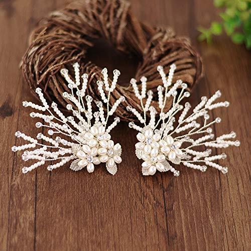 ULAPAN Women Diamond Rhinestones Shoe Clips Decorative Wedding Party Accessories Charms Jewelry Decoration -