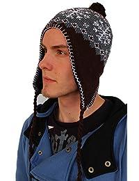 Bonnet Inka pour homme et femmes en couleurs d'hiver - by COOL24
