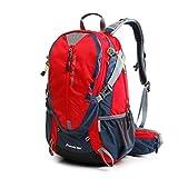 EUDHGK Fahrrad Tasche Bike Bag Rucks?Cke Radfahren Tasche Rucksack Reiten Running Sport Rucksack Fahrt Pack 30L Red 30L 30-40L