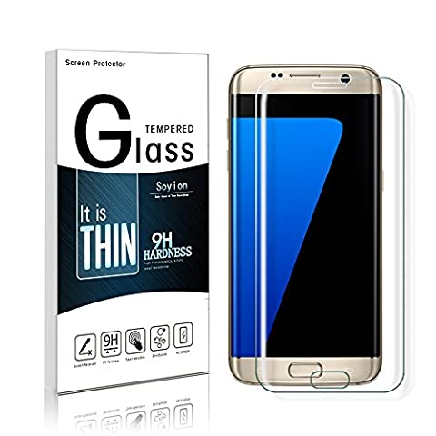 Film Protection Samsung S7 Edge - Soyion Samsung Galaxy S7 Edge Protection d'