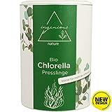 ingenious nature Bio Chlorella Presslinge - 5 Monats Vorrat - 500g (1000 Presslinge je 500mg)