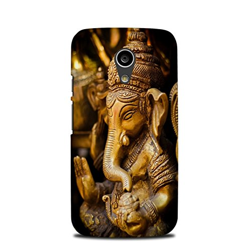 theStyleO Moto G2 (2nd Generation) Designer case & Cover Printed Mobile Cover Lord Ganesha