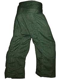 Panasiam® Fishermannhose: Lin, in Grau2, XL