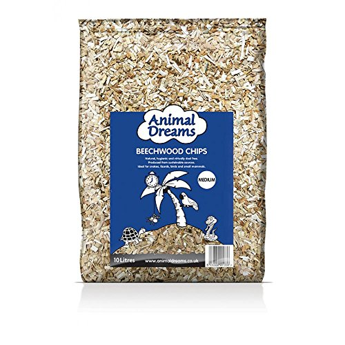 Animal Dreams Buchenholzspäne - Medium (Einheitsgröße) (Mehrfarbig)