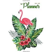 2018 - 2019 Planner: Two Year Planner| 24 Month ( Daily Weekly And Monthly Calendar ) For Agenda Schedule Organizer   Logbook and Journal Notebook (24 ... Volume 12 (2018 - 2019 Academic Planner)
