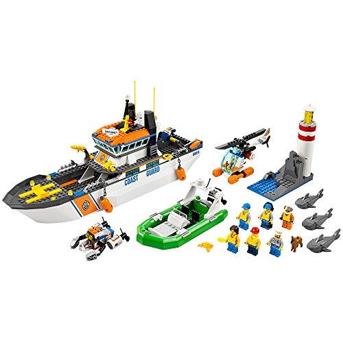 Guardia Costiera City Pattuglia 60014 Coast Lego Guard Della xwfg6qPq