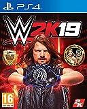 WWE 2K19 (English/Arabic Box) (PS4)