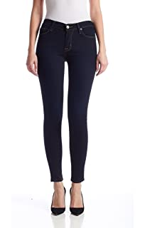 Hudson Jeans NICO Skinny lavendel Gr. 31: : Bekleidung