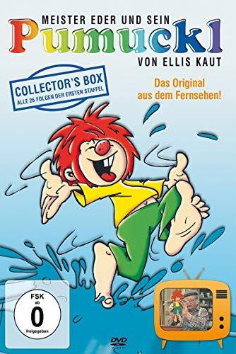 Pumuckl - TV Original Meister Eder und Sein Pumuckl - Collectors Box - 26 Folgen (4 DVDs)