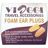 Viaggi Ear Plugs 2 Pairs (Orange)