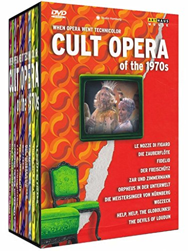 Cult Opera of the 1970s [11 DVDs]