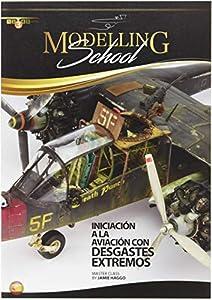 AMMO MIG-6031 Escuela De Modelismo: Iniciacion A La Aviacion con Desgastes Extremos Castellano, Multicolor