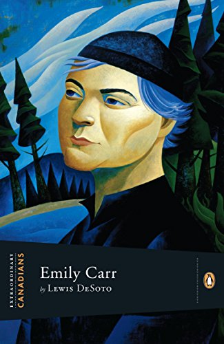 Extraordinary Canadians: Emily Carr (English Edition)