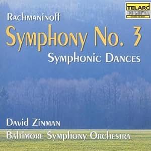 Sinfonie 3 / Sinfonische Tänze